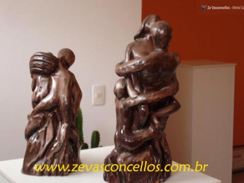 Relation - Ze Vasconcellos Metal Sculptures - Metal Sculptures - Campinas - São Paulo - Brasil - 2