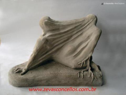 Dépliant I - Ze Vasconcellos Metal Sculptures - Metal Sculptures - Campinas - São Paulo - Brasil - 10