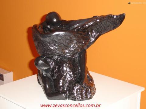 Liberté I - Ze Vasconcellos Metal Sculptures - Metal Sculptures - Campinas - São Paulo - Brasil - 13