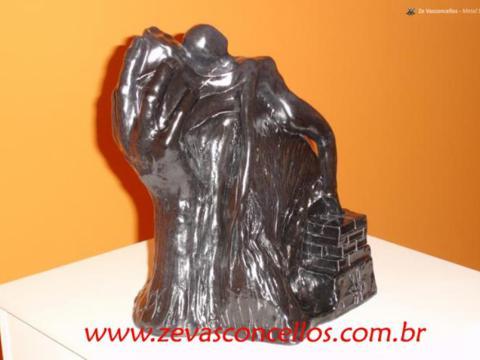Liberté III - Ze Vasconcellos Metal Sculptures - Metal Sculptures - Campinas - São Paulo - Brasil - 15