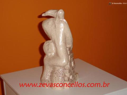 Obra I - Ze Vasconcellos Metal Sculptures - Metal Sculptures - Campinas - São Paulo - Brasil - 27