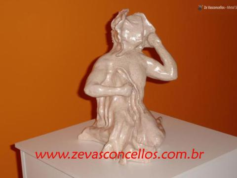 Obra III - Ze Vasconcellos Metal Sculptures - Metal Sculptures - Campinas - São Paulo - Brasil - 29