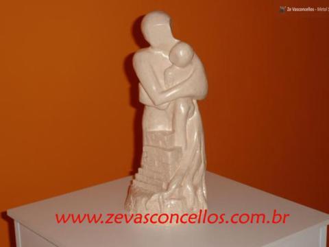 Obra II - Ze Vasconcellos Metal Sculptures - Metal Sculptures - Campinas - São Paulo - Brasil - 28
