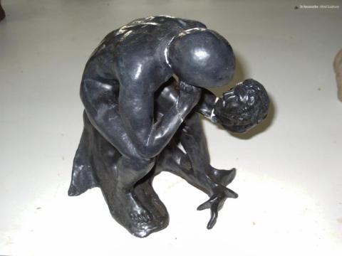 O Ego - Ze Vasconcellos Metal Sculptures - Metal Sculptures - Campinas - São Paulo - Brasil - 16