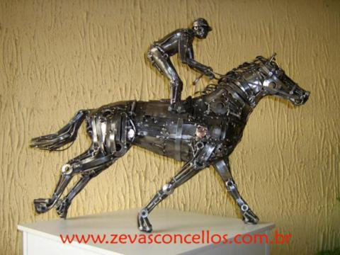 Fotos - Miniaturas Ze Vasconcellos Metal Sculptures - Ze Vasconcellos Metal Sculptures - Metal Sculptures - Campinas - São Paulo - Brasil - 62