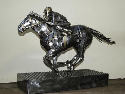 Fotos - Miniaturas Ze Vasconcellos Metal Sculptures - Ze Vasconcellos Metal Sculptures - Metal Sculptures - Campinas - São Paulo - Brasil - 9