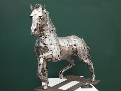 Fotos - Miniaturas Ze Vasconcellos Metal Sculptures - Ze Vasconcellos Metal Sculptures - Metal Sculptures - Campinas - São Paulo - Brasil - 32