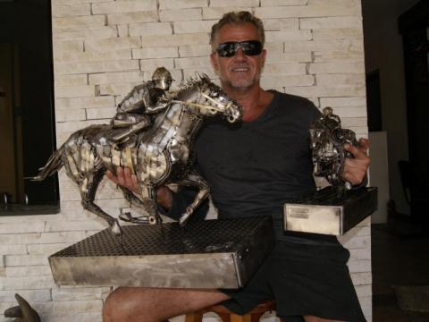 Fotos - Miniaturas Ze Vasconcellos Metal Sculptures - Ze Vasconcellos Metal Sculptures - Metal Sculptures - Campinas - São Paulo - Brasil - 58