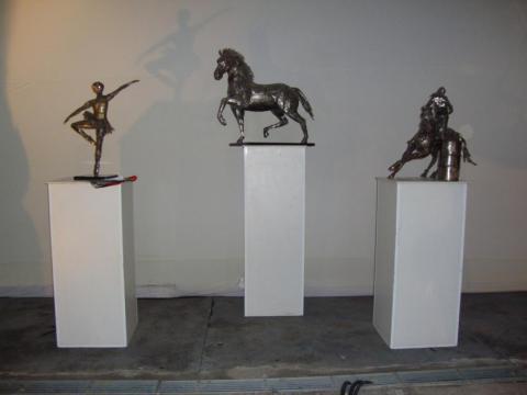 Fotos - Miniaturas Ze Vasconcellos Metal Sculptures - Ze Vasconcellos Metal Sculptures - Metal Sculptures - Campinas - São Paulo - Brasil - 38