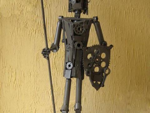Fotos - Miniaturas Ze Vasconcellos Metal Sculptures - Ze Vasconcellos Metal Sculptures - Metal Sculptures - Campinas - São Paulo - Brasil - 27