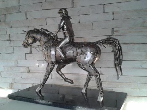Fotos - Miniaturas Ze Vasconcellos Metal Sculptures - Ze Vasconcellos Metal Sculptures - Metal Sculptures - Campinas - São Paulo - Brasil - 1