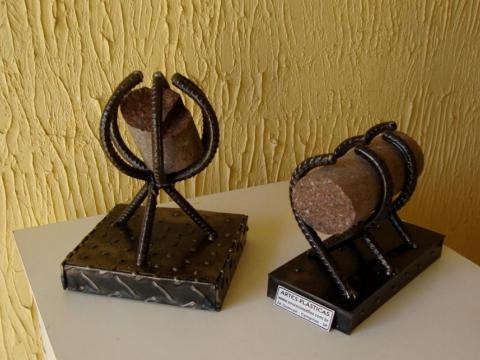 Fotos - Miniaturas Ze Vasconcellos Metal Sculptures - Ze Vasconcellos Metal Sculptures - Metal Sculptures - Campinas - São Paulo - Brasil - 69