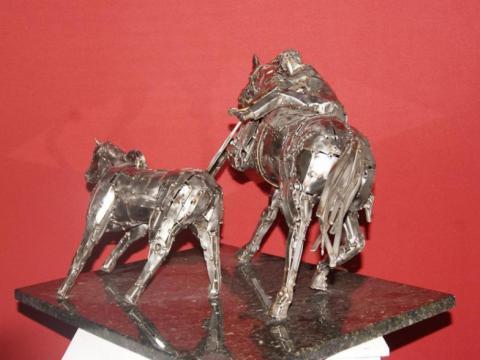 Fotos - Miniaturas Ze Vasconcellos Metal Sculptures - Ze Vasconcellos Metal Sculptures - Metal Sculptures - Campinas - São Paulo - Brasil - 16