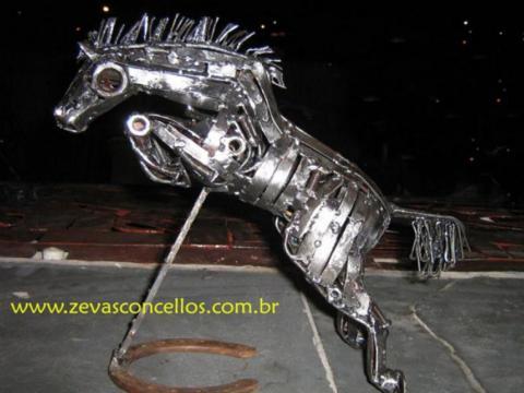 Fotos - Miniaturas Ze Vasconcellos Metal Sculptures - Ze Vasconcellos Metal Sculptures - Metal Sculptures - Campinas - São Paulo - Brasil - 53