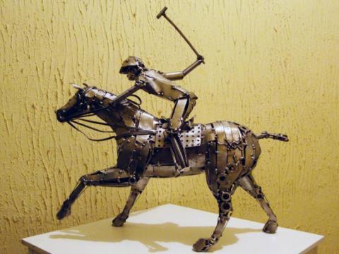 Fotos - Miniaturas Ze Vasconcellos Metal Sculptures - Ze Vasconcellos Metal Sculptures - Metal Sculptures - Campinas - São Paulo - Brasil - 29