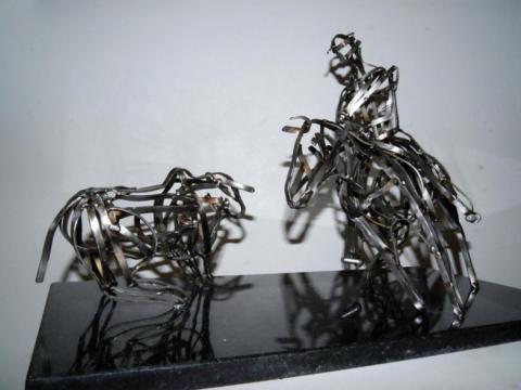 Fotos - Miniaturas Ze Vasconcellos Metal Sculptures - Ze Vasconcellos Metal Sculptures - Metal Sculptures - Campinas - São Paulo - Brasil - 17