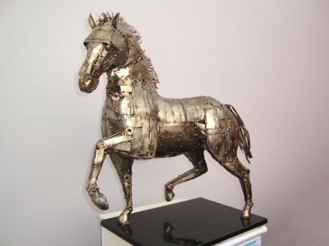 Fotos - Miniaturas Ze Vasconcellos Metal Sculptures - Ze Vasconcellos Metal Sculptures - Metal Sculptures - Campinas - São Paulo - Brasil - 7