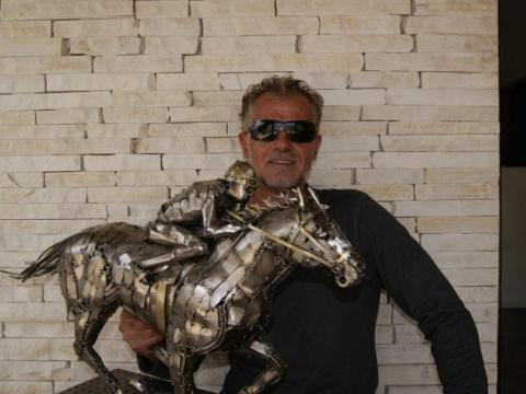 Fotos - Miniaturas Ze Vasconcellos Metal Sculptures - Ze Vasconcellos Metal Sculptures - Metal Sculptures - Campinas - São Paulo - Brasil - 13