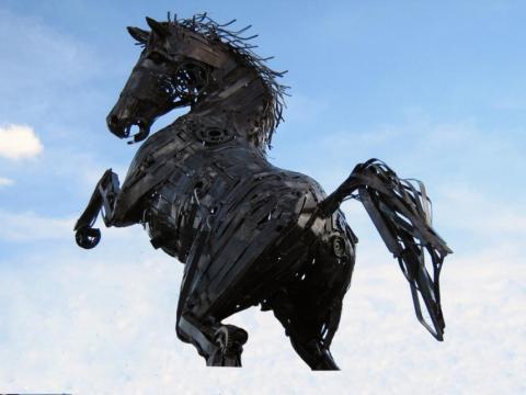 Anda-Luz Jodin Ze Vasconcellos Metal Sculptures - Ze Vasconcellos Metal Sculptures - Metal Sculptures - Campinas - São Paulo - Brasil - 2