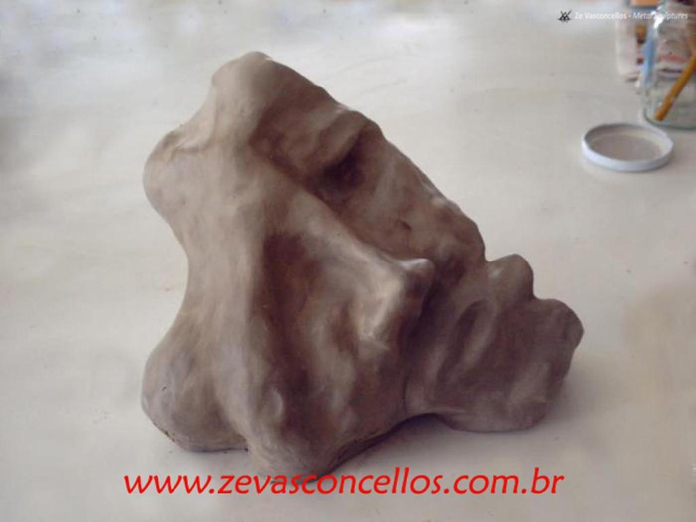 Argila - Expostas no Atelier Ze Vasconcellos Metal SculpturesZe Vasconcellos Metal Sculptures - Metal Sculptures - Campinas - São Paulo - Brasil Esculturas em Metal, Metal Sculptures, Cavalo Metal, Horse Metal, Art Metal, Ze Vasconcellos Metal Sculptures