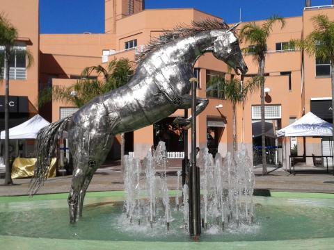 L'liberté  - À VENDA Ze Vasconcellos Metal Sculptures - Ze Vasconcellos Metal Sculptures - Metal Sculptures - Campinas - São Paulo - Brasil - 3