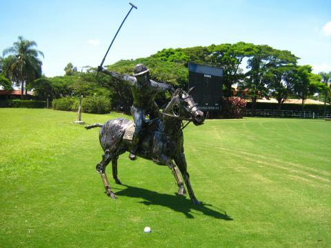 Pólo - À VENDA Ze Vasconcellos Metal Sculptures - Ze Vasconcellos Metal Sculptures - Metal Sculptures - Campinas - São Paulo - Brasil - 1