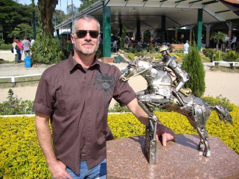 - Ze Vasconcellos Metal Sculptures - Metal Sculptures - Campinas - São Paulo - Brasil - 1