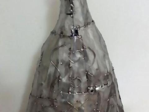 Nossa Senhora Aparecida Ze Vasconcellos Metal Sculptures - Ze Vasconcellos Metal Sculptures - Metal Sculptures - Campinas - São Paulo - Brasil - 4