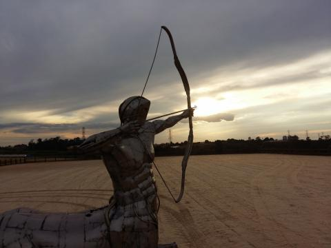 Centaur / Centauro -  New Project Ze Vasconcellos Metal Sculptures - Ze Vasconcellos Metal Sculptures - Metal Sculptures - Campinas - São Paulo - Brasil - 4