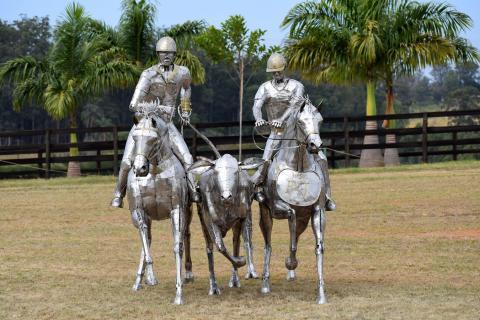- Ze Vasconcellos Metal Sculptures - Metal Sculptures - Campinas - São Paulo - Brasil - 5