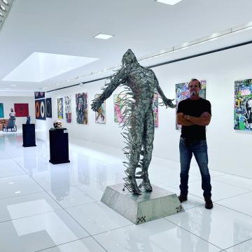 - Ze Vasconcellos Metal Sculptures - Metal Sculptures - Campinas - São Paulo - Brasil - 2