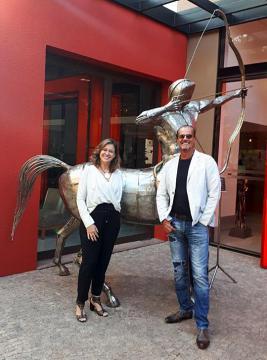 - Ze Vasconcellos Metal Sculptures - Metal Sculptures - Campinas - São Paulo - Brasil - 3