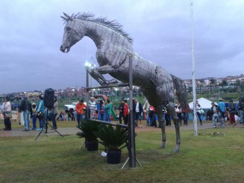 Indaituba Eco - Ze Vasconcellos Metal Sculptures - Metal Sculptures - Campinas - São Paulo - Brasil - 29