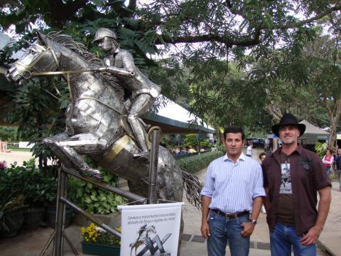 Vitor Teixeira - CHSA - Ze Vasconcellos Metal Sculptures - Metal Sculptures - Campinas - São Paulo - Brasil - 84