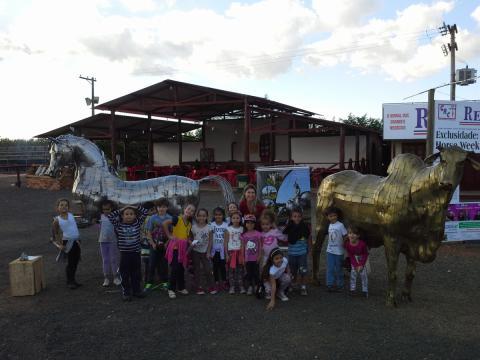 Horse Week - Jaguariúna - SP - Ze Vasconcellos Metal Sculptures - Metal Sculptures - Campinas - São Paulo - Brasil - 16