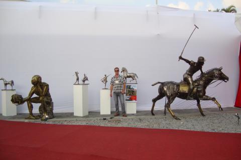 Feicorte - SP - Ze Vasconcellos Metal Sculptures - Metal Sculptures - Campinas - São Paulo - Brasil - 87