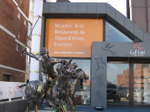 Galeria La Vista - Punta del Este - Uruguai  - Ze Vasconcellos Metal Sculptures - Metal Sculptures - Campinas - São Paulo - Brasil - 93