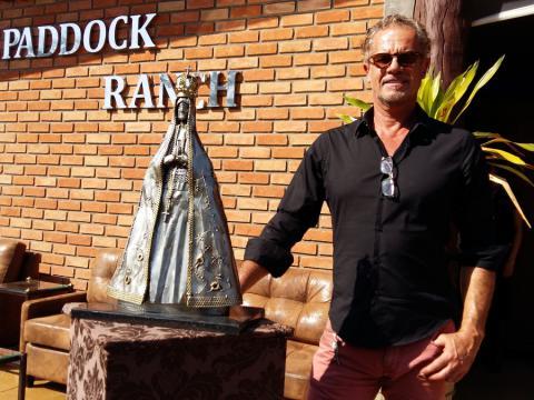 Exposição no Paddock Ranch - Itapira  Sp Ze Vasconcellos Metal Sculptures - Ze Vasconcellos Metal Sculptures - Metal Sculptures - Campinas - São Paulo - Brasil - 5