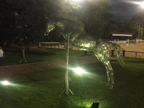 Exposição - Ranking 9 e 10 de Abril SHC Ze Vasconcellos Metal Sculptures - Ze Vasconcellos Metal Sculptures - Metal Sculptures - Campinas - São Paulo - Brasil - 3