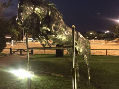 Exposição - Ranking 9 e 10 de Abril SHC Ze Vasconcellos Metal Sculptures - Ze Vasconcellos Metal Sculptures - Metal Sculptures - Campinas - São Paulo - Brasil - 4